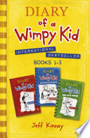 Diary of a Wimpy Kid Collection  Books 1   3 Book