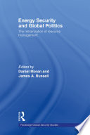 Energy Security and Global Politics