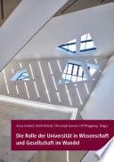 Öffnen Sie das Medium Universität und Gesellschaft von Unbekannter Verfasser/Urheber im Bibliothekskatalog