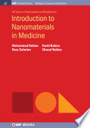 Introduction to Nanomaterials in Medicine Book
