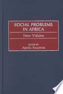 Social Problems In Africa Book PDF