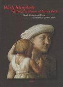 Studi Di Storia Dell arte in Onore Di James Beck