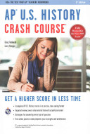 AP U.S. History Crash Course: Book + Online