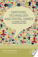 Emotions  Technology  and Digital Games