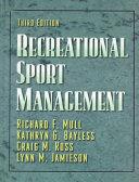 Recreational Sport Management PDF