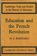 Education and French Revolution