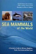 Sea Mammals of the World Book