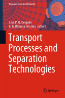 Transport Processes and Separation Technologies