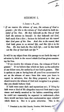 Sermon I   on  1 John v  9 12   Sermon II  Sermon III  Sermon IV   By J  MacL  Campbell