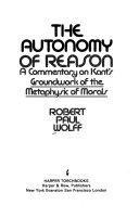 The Autonomy Of Reason