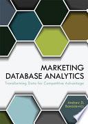 Marketing Database Analytics