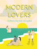MODERN LOVERS COLOURING BOOK  Book