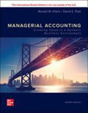 Cover of Managerial Acctg
