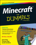 """Minecraft For Dummies"" by Jesse Stay, Thomas Stay, Jacob Cordeiro"