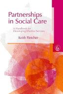 Partnerships in Social Care Pdf/ePub eBook