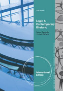 Logic and Contemporary Rhetoric Book