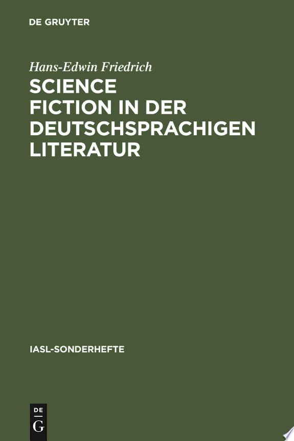 Science Fiction in der deutschsprac