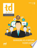 Managing As A Ground Floor Leader Book