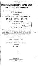 United States Shipping Board Emergency Fleet Corporation