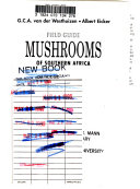 Field Guide Mushrooms of Southern Africa