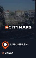 City Maps Lubumbashi Congo