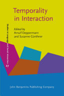 Temporality in Interaction
