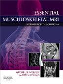 Essential Musculoskeletal MRI E Book