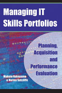 Managing IT Skills Portfolios