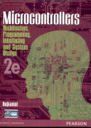 Microcontrollers  Architecture  Programming  Interfacing and System Design  2nd Edition Book