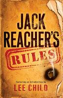 Jack Reacher's Rules Book