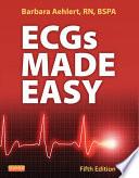 """ECGs Made Easy E-Book"" by Barbara J Aehlert"