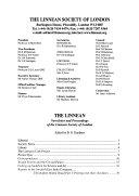 The Linnean