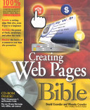 Creating Web Pages Bible