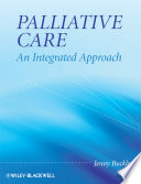 Palliative Care  An Integrated Approach