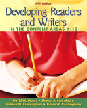 Developing Readers and Writers in the Content Areas K 12