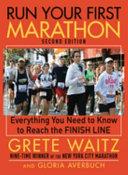 Run Your First Marathon Book