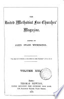 THE UNITED METHODIST FREE CHURCHES  MAGAZINE Book