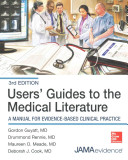 Users'guides to the medical literature (2015)