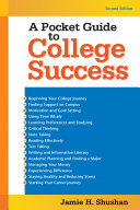 A Pocket Guide to College Success