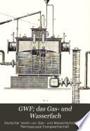 GWF  Das Gas  und Wasserfach