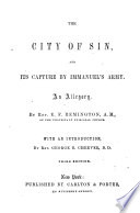 The City of Sin and Its Capture by Immanuel s Army Book PDF
