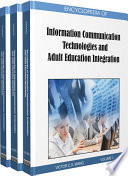 Encyclopedia Of Information Communication Technologies And Adult Education Integration