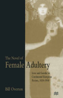 The Novel of Female Adultery ebook