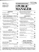 The Public Manager