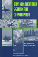 Environmentally Significant Consumption