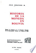 Historia de la moneda en Bolivia