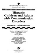 Hispanic Children and Adults with Communication Disorders