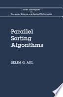 Parallel Sorting Algorithms