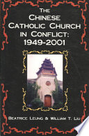 Chinese Catholic Church In Conflict