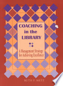Coaching In The Library Book PDF
